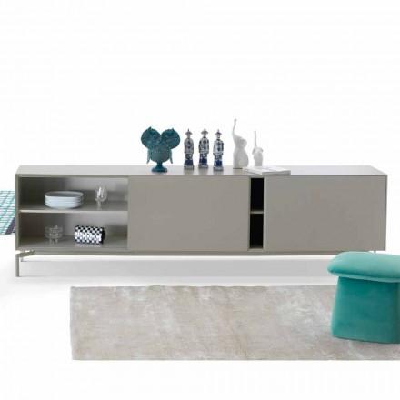 Mirage në shiritin e gjatë në MDF të bëra në Itali nga My Home, dizajn modern