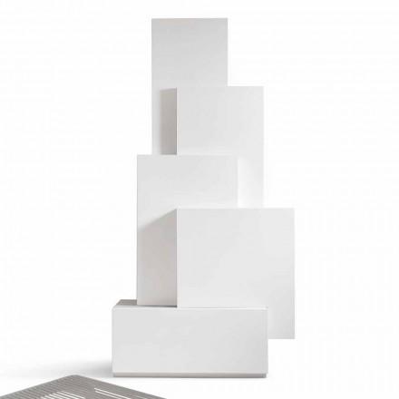 Kabineti MDF i projektimit bashkëkohor Tetris nga My Home, bërë në Itali