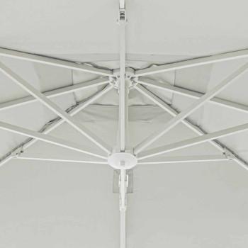 Çadër e jashtme 2x3 në poliestër me strukturë alumini - Fasma
