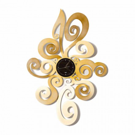Ora me mur hekuri me dizajn modern të prodhuar në Itali - Noel