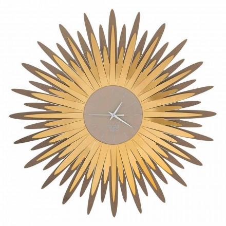 Ora moderne e murit me formë hekuri në prodhim në Itali - Fuoco