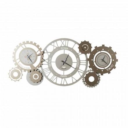 Ora moderne e murit të hekurit me tre fusi të bëra në Itali - Mekanike