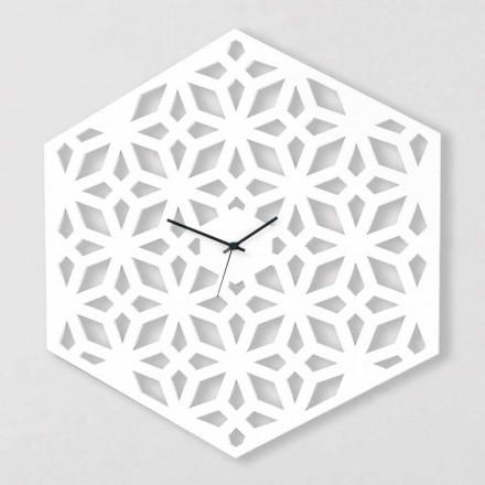 Ora e madhe e murit në Dove të Bardhë-Gri ose Dizajn të Gjelbër - Tarto