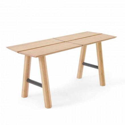 Stol Dizajni Modern në Drurë Hiri me Vend të Venereduar - Andria