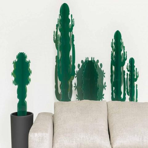 Bimë pleksiglase dekorative, me ngjyra të ndryshme, H 102cm Braies