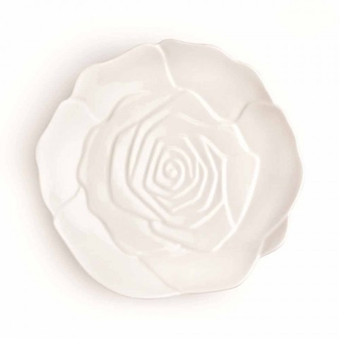 12 copë Porcelani Elegant Pllaka Favorite e Dekoruar me Dore - Rafiki