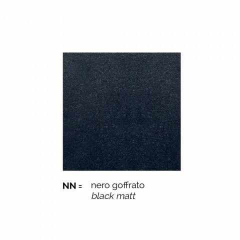 Llambë tavani në natyrë në alumin të ngordhur të bërë në Itali, Anika