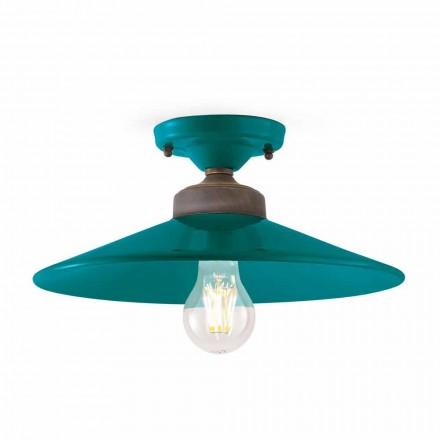 Dizajn llambë tavani në Cecilia qeramike dhe bronzi