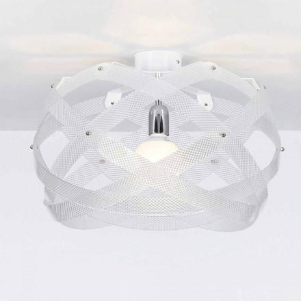 Dritë tavan dizajni modern Vanna, mbarim spektrit, diam 40 cm