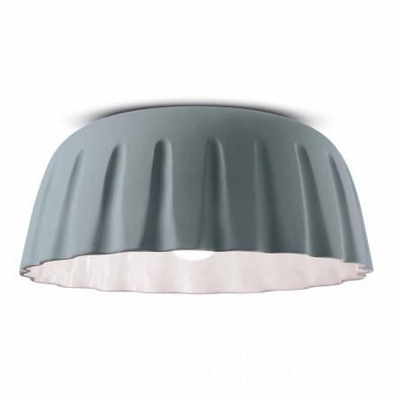 Dritë Qeramike e Dizajnit të Vjetër Prodhuar në Itali - Ferroluce Madame Grès