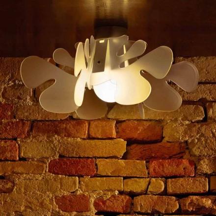Llamba e tavanit të dizajnit modern Debora, 53x53 cm, e bërë nga metakrilate