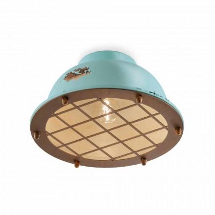 Llambë tavani me stil detar me rrjetë Mary nga Ferroluce