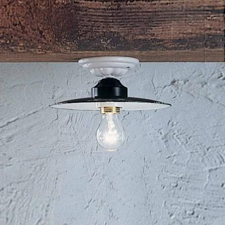 Dritë e rrumbullakët e tavanit e bërë nga Potenza qeramike nga Ferroluce