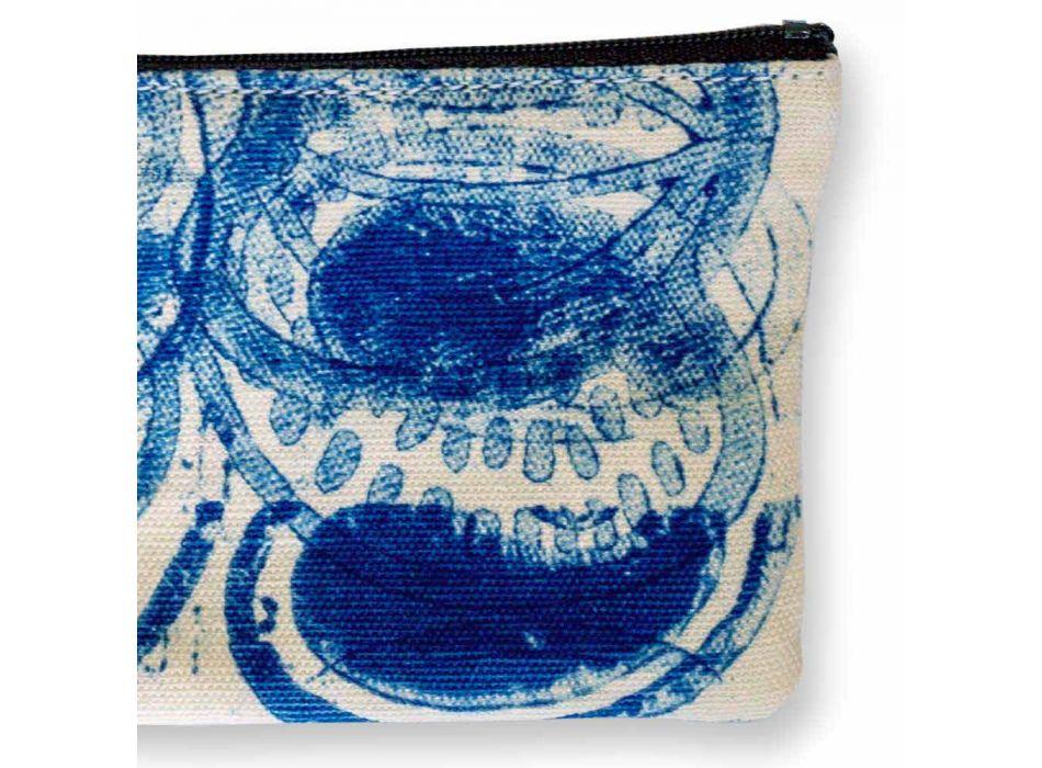 Baganta e tufës së pambukut me një copë pëlhurë me dorë, 2 copë - Viadurini nga Marchi