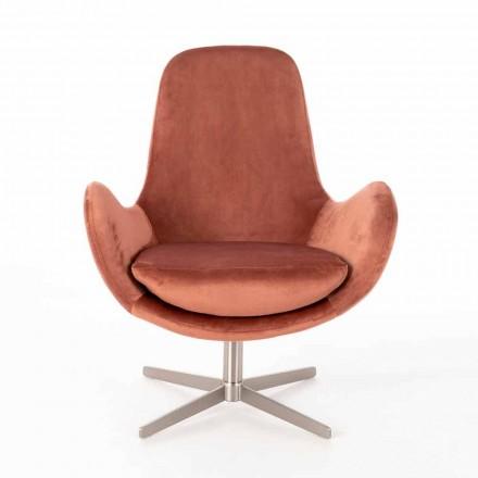 Kolltuk i kthyeshëm me kthesë të kthyeshëm me Dizajn Modern në Velvet - Gajarda