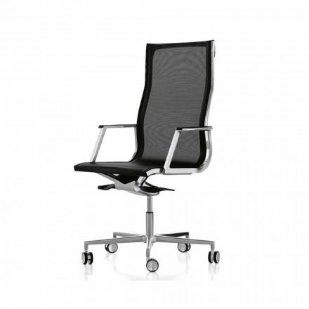 Karrige zyre ekzekutive Nulite nga Luxy, dizajn modern
