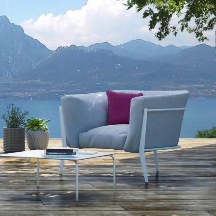 Moderne dhe e prodhuar në Itali Kolltuk i dizajnit të jashtëm ose shtëpie - Carminio1