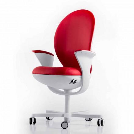 Pëlhurë / karrige ekzekutive prej lëkure Bea nga Luxy