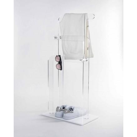 Raft për peshqir banjën në pleksiglas PMMA, Zanica