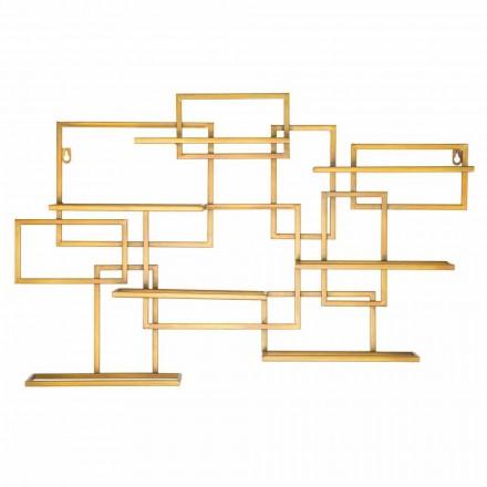 Mbajtës i shisheve me dizajn horizontal - Berti