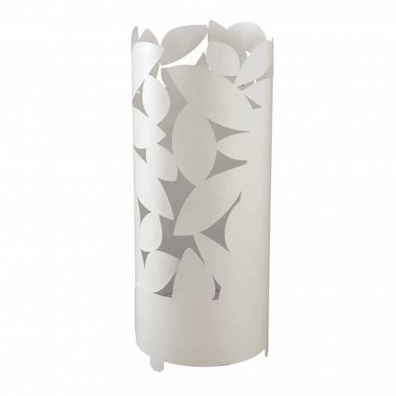 Qëndroni ombrellën ombrellë të projektimit me silueta me gjethe hekuri të bëra në Itali - Piumotto