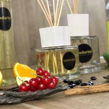 Amber Fragrance Home Air Freshener 500 ml me shkopinj - Romaeterna