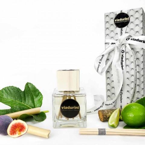 Freshener Bamboo Lime Fragrance Home Air Freshener 200 ml me shkopinj - Ariadicapri