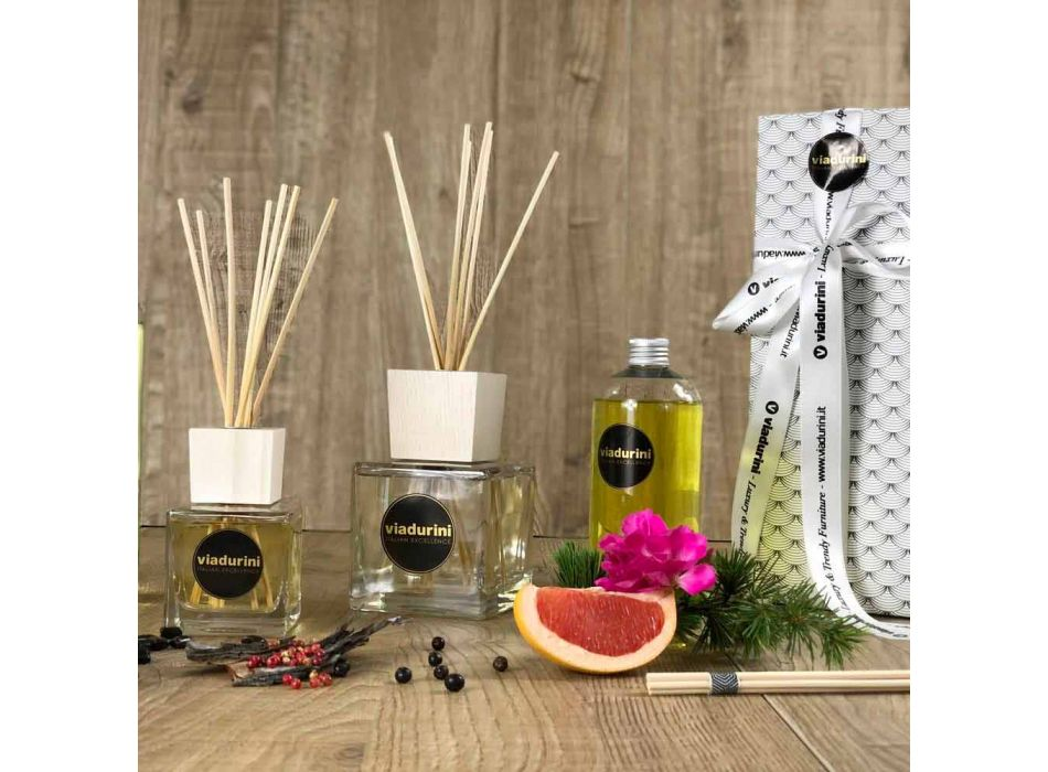 Ambient Fragrance Oud Wood 200 ml me shkopinj - Ventodisardegna