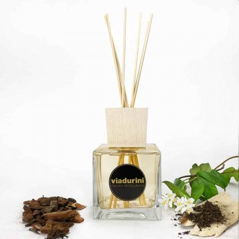 Aromë Dhome Oud Wood 500 ml me shkopinj - Ventodisardegna