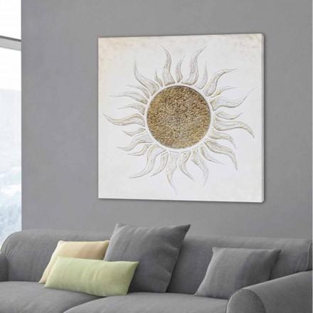 Dizajn modern pikturë Luis me dekorime të bëra me dorë