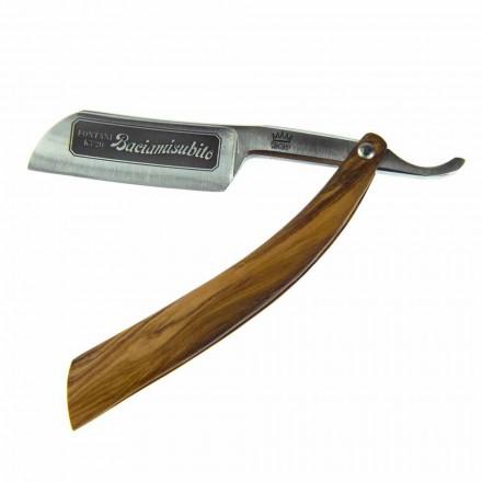 Rroje e Drejtë me Teh Çeliku dhe Coramella Prodhuar në Itali - Mello
