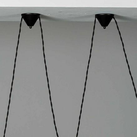 Përbërja e llambës qeramike e llambës Battersea 975ST - Toscot