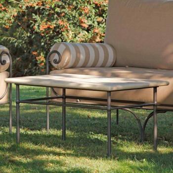 Sallon Artisan Garden me Strukturë Hekuri Prodhuar në Itali - Lisotto
