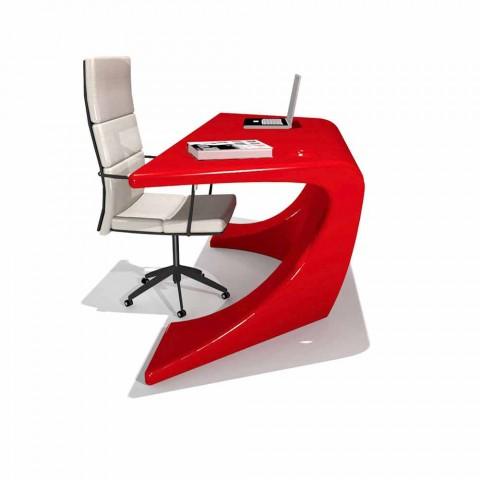 Tavolinë zyre moderne e prodhuar në Itali, Cerami