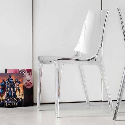 Karrige Moderne për Dizajn, plotësisht në Polikarbonat - Gilda