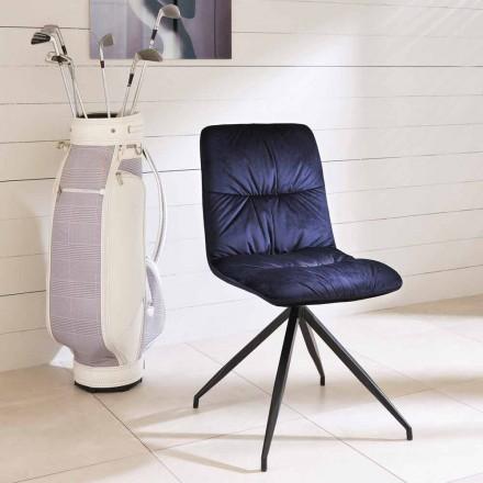 Karrige moderne të projektimit të veshur me susta në pëlhurën e Kiarës