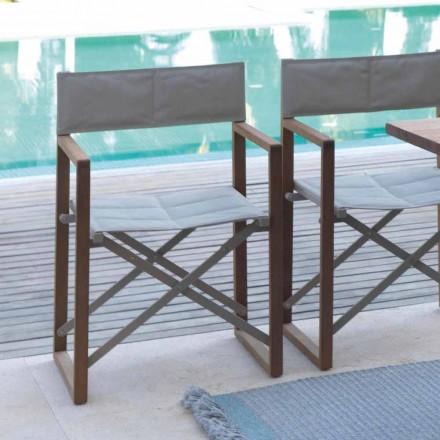 Karriget e palosshme të drejtorit për përdorim në natyrë në sofër dhe Urën e Tekstilit