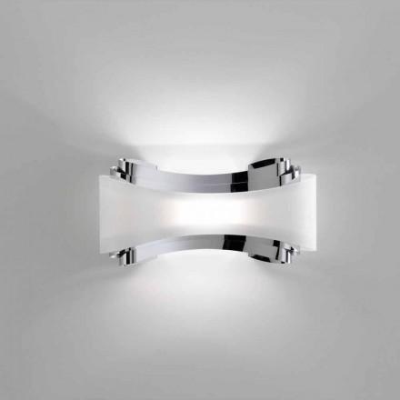 Llambë muri Selene Ionica, e bërë në Itali, 32x10xH16 cm, dizajn modern