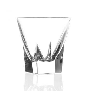 12 copë Eco Colored Colour Crystal Liqueur Glass Service - Amalgam