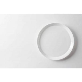 Dizajn Elegant Porcelani i Bardhë 18 copë për pjatë darkë - Egle