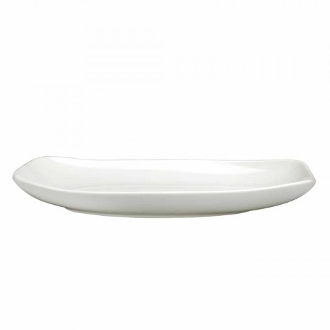 Darka e Porcelanit të Bardhë ose Shërbimi i Enëve të Shërbimit - Nalah