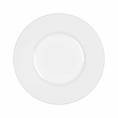 Darkë Moderne dhe Elegante e Darkës në Porcelan 24 Pjesë - Teleskop