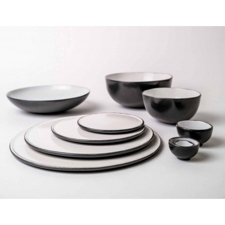 Shërbimi i Pjatave të Darkës në Antrakacë ose Guri prej guri 18 Artë - Dileta