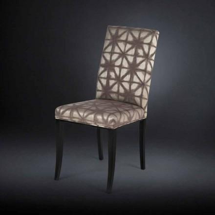 Seti i dy karrigeve të veshur me susta Audrey, me këmbë të zeza