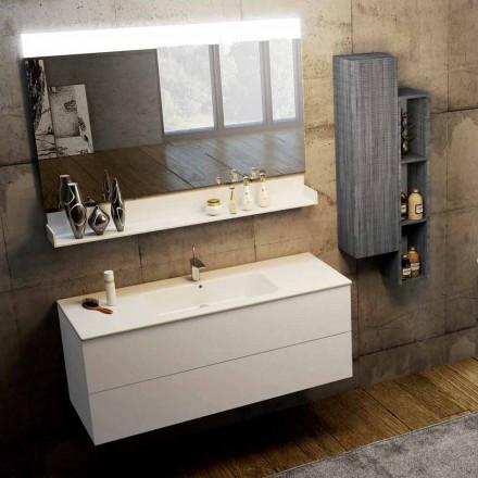Modeni përbërës i pezulluar i banjës i bërë në Itali, Bari