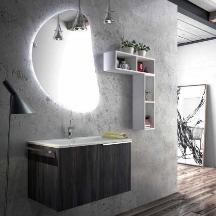 Dizajni përbërja e pezulluar e banjës bërë në Itali, Trieste