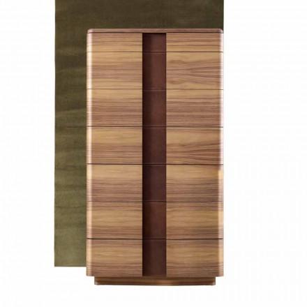 Veshjet moderne prej druri të ngurta Grilli York kanë bërë 100% në Itali