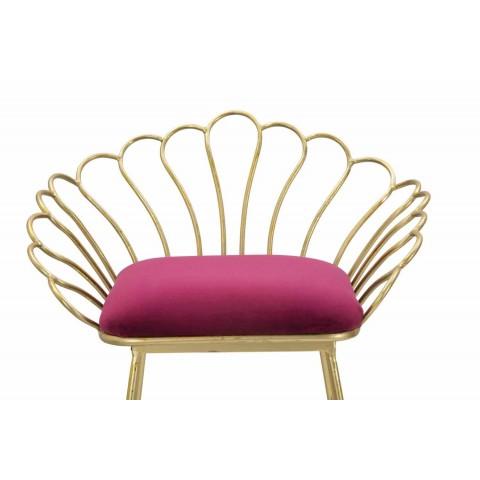 Airift i ngjyrosur i stileve të modelit modern në hekur dhe poliestër - Malika