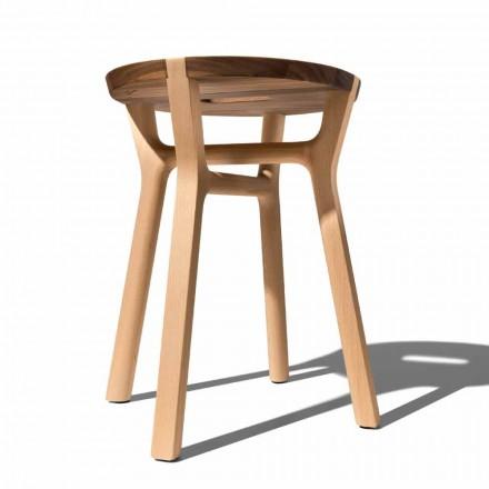 Stil i ulët i projektimit në ahu dhe arrë e fortë e bërë në Itali - Nuna