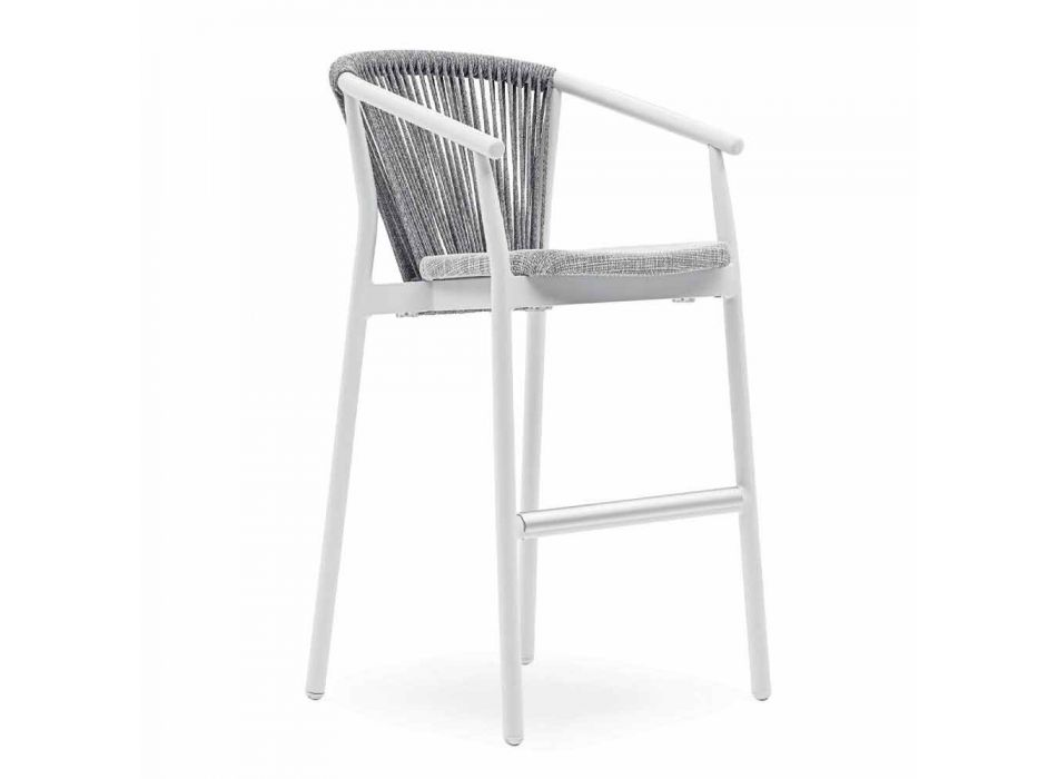 Alumini dhe pëlhura teknike Stackable Garden Stackable - i zgjuar nga Varaschin